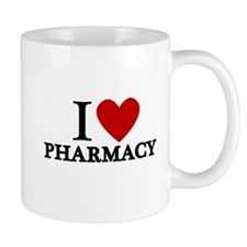 I Love Pharmacy Mug