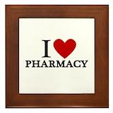 Pharmacy Framed Tiles