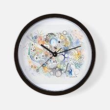 Cute Biology Wall Clock