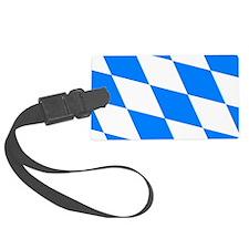 Bavarian flag Luggage Tag