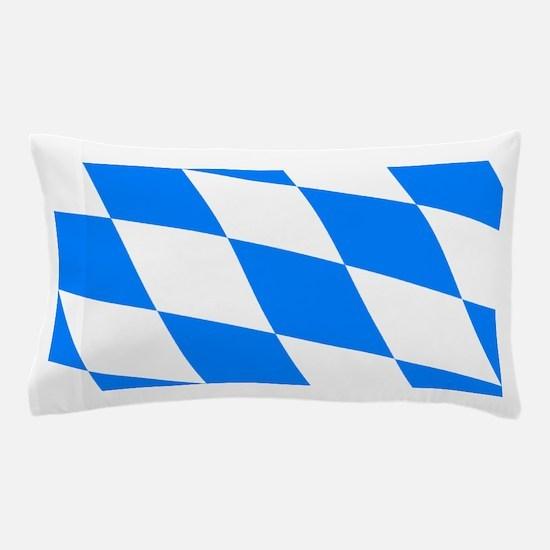 Bavarian flag Pillow Case
