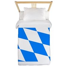 Bavarian flag Twin Duvet