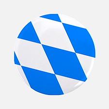 """Bavarian flag 3.5"""" Button"""
