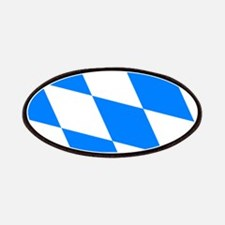 Bavarian flag Patches