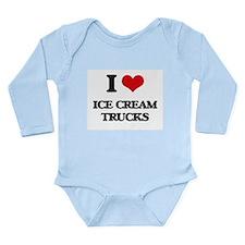 ice cream trucks Body Suit