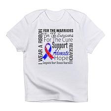 Congenital Heart Disease Infant T-Shirt