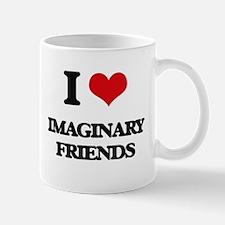 imaginary friends Mugs