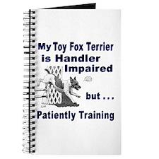 Toy Fox Terrier Agility Journal