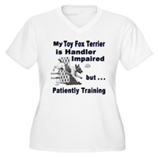 Toy Fox Terrier Agility T-Shirt