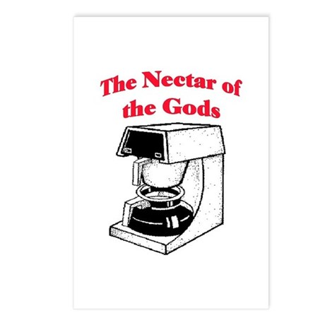 NECTAR OF THE GODS Postcards (Package of 8)