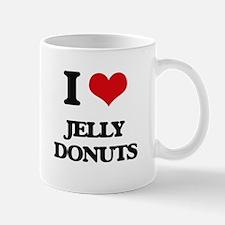 jelly donuts Mugs