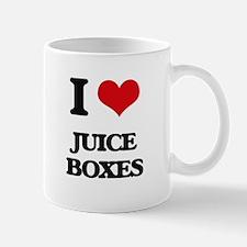 juice boxes Mugs
