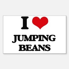 jumping beans Decal