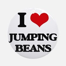 jumping beans Ornament (Round)