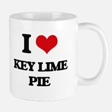 key lime pie Mugs