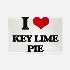 key lime pie Magnets