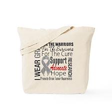 Brain Tumor Tote Bag