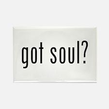 got soul? Magnets