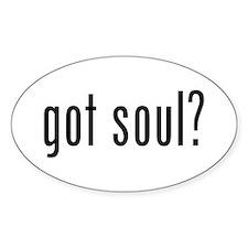 got soul? Decal