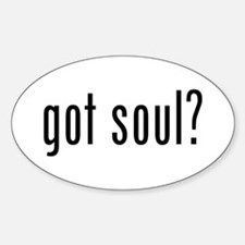 got soul? Decal