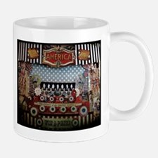 America Shooting Gallery Mug
