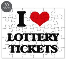 lottery tickets Puzzle