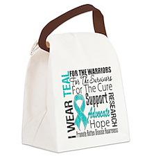 Batten Disease Canvas Lunch Bag