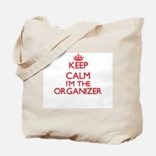 Keep calm I'm the Organizer Tote Bag