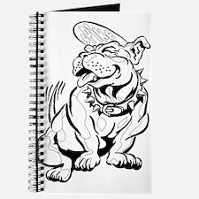 Spike The Bulldog Journal