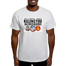Unique Stop obama T-Shirt