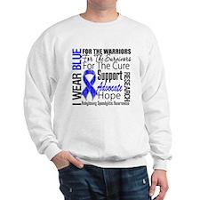 Ankylosing Spondylitis Sweatshirt