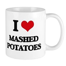 mashed potatoes Mugs