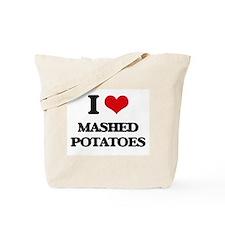 mashed potatoes Tote Bag