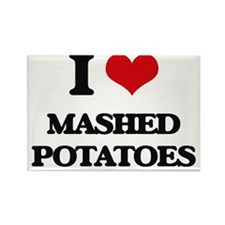 mashed potatoes Magnets