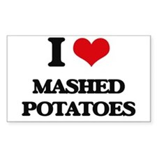 mashed potatoes Decal