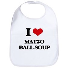 matzo ball soup Bib