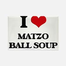 matzo ball soup Magnets