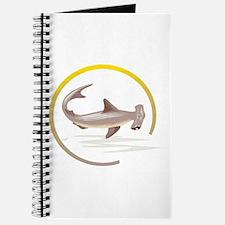 Hammerhead Shark Graphic Journal