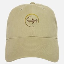 Hammerhead Shark Graphic Baseball Baseball Cap