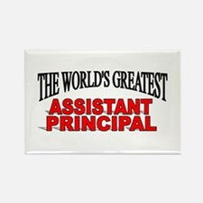 """The World's Greatest Assistant Principal"" Rectang"