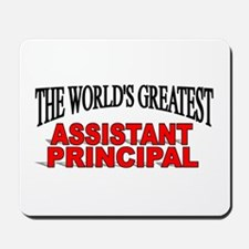 """""""The World's Greatest Assistant Principal"""" Mousepa"""