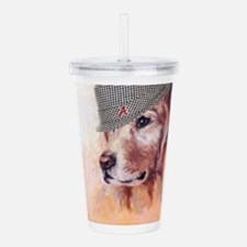 Old Alabama Dog Acrylic Double-wall Tumbler