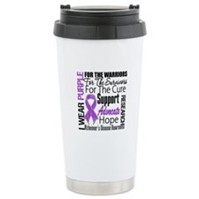 Alzheimers Disease Travel Mug