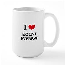 mount everest Mugs