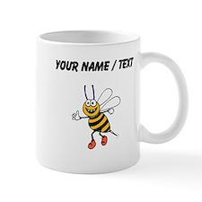 Custom Happy Bee Mugs