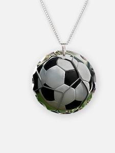 Soccer Goal Necklace