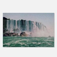 NIAGARA FALLS postcard (package of 8)