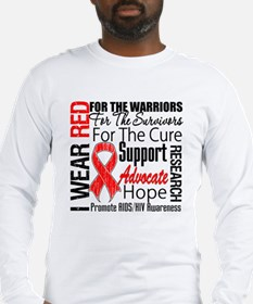 AIDS Long Sleeve T-Shirt