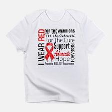 AIDS Infant T-Shirt