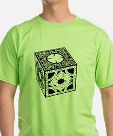 Toxic Green Puzzle Box
